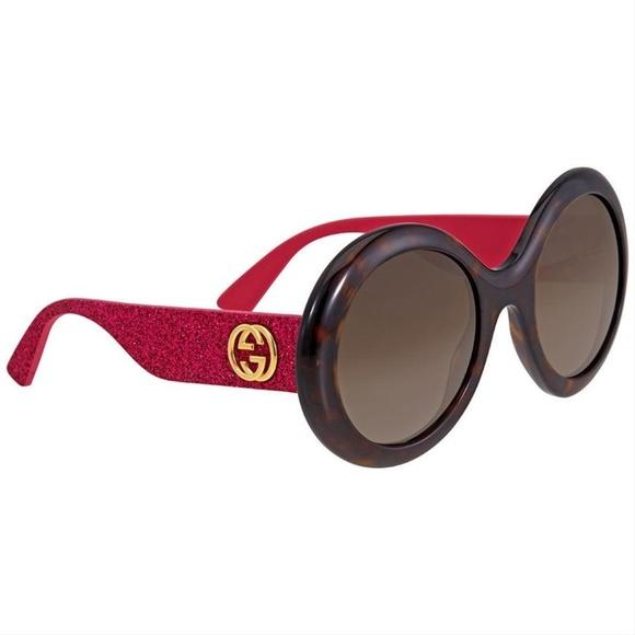 043caade62 Gucci GG0101S 003 Sunglasses